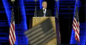 Джо Байден написал первый пост в Twitter в роли президента США
