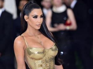 Ким Кардашьян серьезно заболела