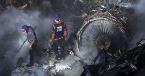 В МИД рассказали, есть ли украинцы среди жертв авиакатастрофы в Пакистане