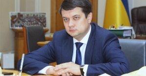 Разумков заявив, що мовний закон потрібно змінювати